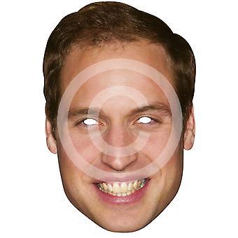Prins William Card Masker