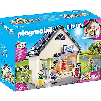 Playmobil 70017 City Life My Fashion Boutique 100PC Playset