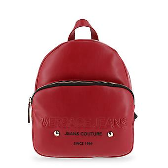 Versace Jeans Original Women Fall/Winter Backpack/Rucksack - Red Color 41875