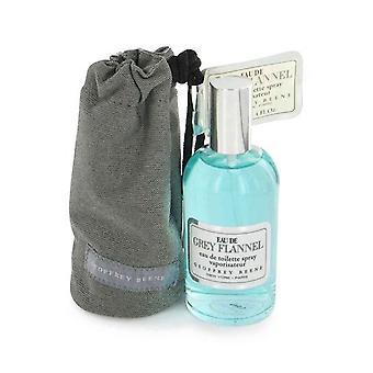 Eau De Grey Flannel by Geoffrey Beene 120 ml Eau De Toilette Spray