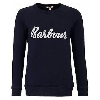 Barbour Otterburn Signature Logo Sweat