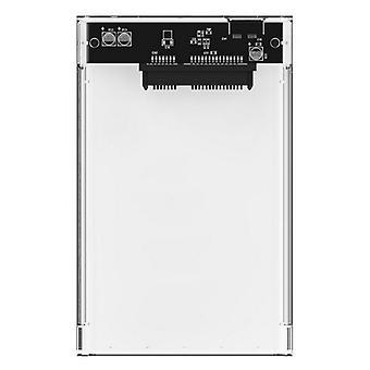 """Bostäder för hårddisk CoolBox COO-SCT-2533 2,5"""" 5 Gbit/s USB 3.0"""