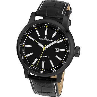 Jacques Lemans - Wristwatch - Men - Porto Automatic - Automatic - 1-1723E