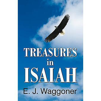 Treasures in Isaiah by Waggoner & Ellet Jones