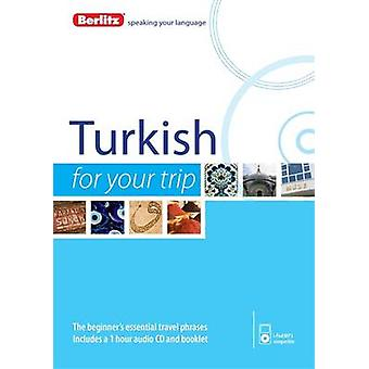 Berlitz Language Turkish for Your Trip by Berlitz Publishing