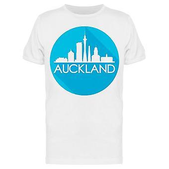 Auckland Uusi-Seelanti Tee Men's -Kuva Shutterstock