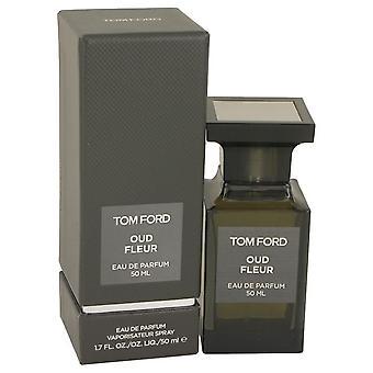 Tom Ford Oud Fleur Eau De Parfum Spray (Unisex) av Tom Ford 1,7 oz Eau De Parfum Spray