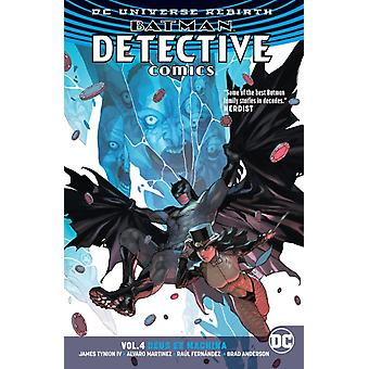 Batman Detective Comics vol. 4 intelligentie wedergeboorte door James Tynion