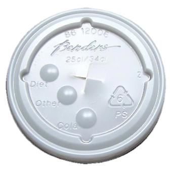 Benders Paper Cup Lids 12oz