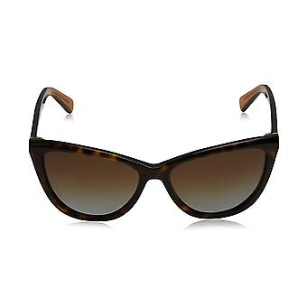 Michael Kors Mk2040/CL 3217T5 57 Divya Ladies Sunglasses - Brown