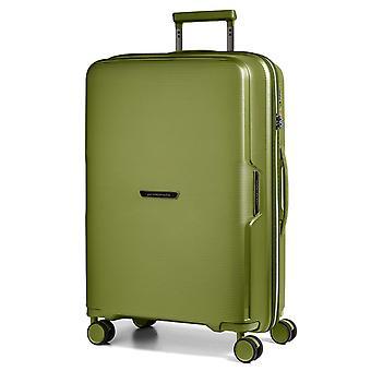 March15 Bel Air Trolley M, 4 wielen, 67 cm, 70 L, groen