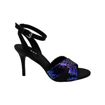DKNY Naisten muratti avoin toe rento nilkan hihna sandaalit
