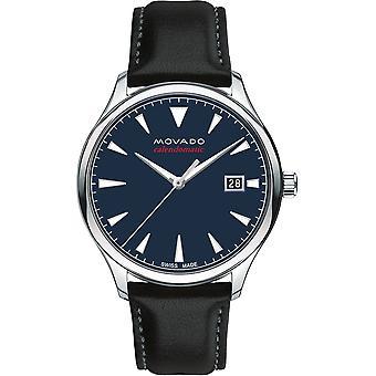 Movado 3650054 Heritage Automatic Heren Horloge