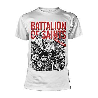 Battalion Saints Toinen Coming Virallinen Tee T-paita Unisex