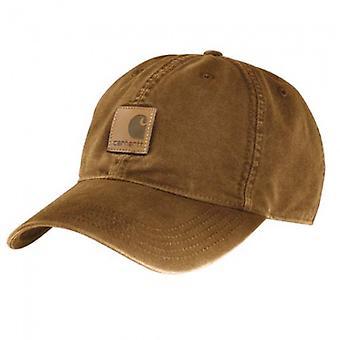 Casquette Carhartt odessa 100289 - brun