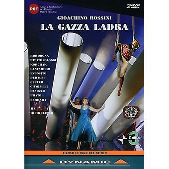 G. Rossini - La Gazza Ladra [DVD] USA import