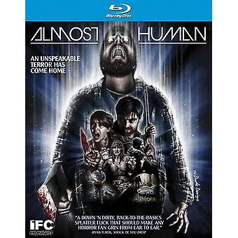 Almost Human [BLU-RAY] USA import