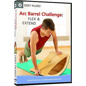 Arc Barrel Challenge: Flex & Extend [DVD] USA import