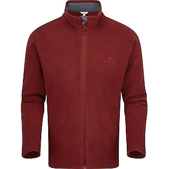 Hi-Gear Men-apos;s Bedale Fleece Red