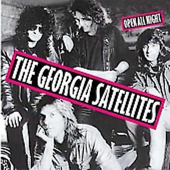Georgia Satellites - öppen hela natten [CD] USA import