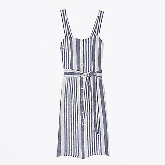 Rails  - Clement Stripe Dress - Blue/White
