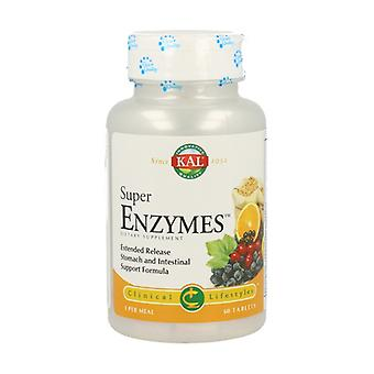 Super Enzymen 60 tabletten