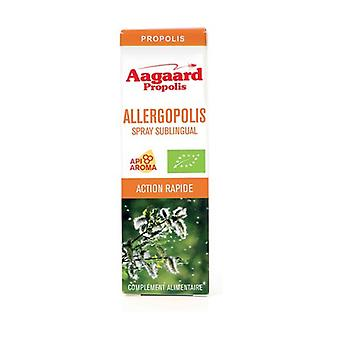 Organic Allergopolis sublingual spray 20 ml