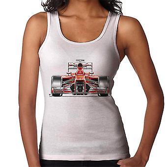 Motorsport Images Ferrari F138 Front View Women's Vest