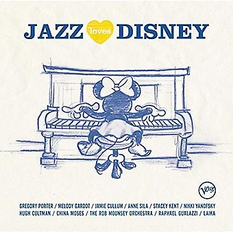 Jazz Loves Disney - Jazz Loves Disney [CD] USA import