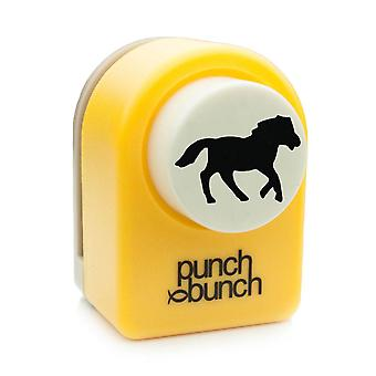 Punch Bunch Medium Punch - Horse