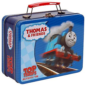 Thomas & Friends  Top Trumps Card Game Activity Tin