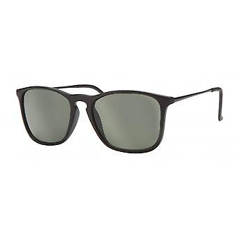 "Occhiali da sole Unisex Cat.3 nero/verde (""amm19102 B"")"