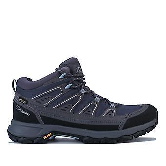 Women's Berghaus Explorer Active Mid GORE-TEX Boots in Grey