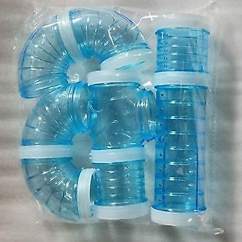 Multifunctional Plastic Training Playing Tools, Diy External Tunnel, Hamster