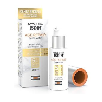 Isdin Fotoultra Age Repair Fusion Water SPF 50+ 50 ml