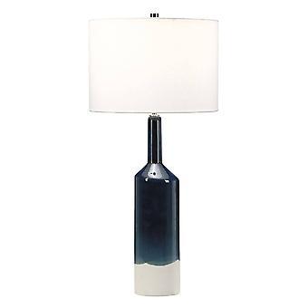 1 Lámpara de Mesa Ligera Cerámica, E27