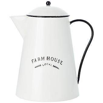 BRILHANTE Lamp Farm House Bule Branco Brilhante |  | Escala A++ para E | Acessório para combinar com o conceito farm house