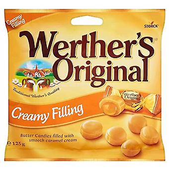 Werthers Original Creamy Filling, 110g Bag