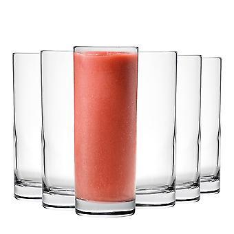 Hiball gafas Hi Ball bebe vasos de jugo de cristal de agua - 360ml x24