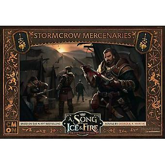 Neutral Stormcrow Mercenaries A Song Of Ice and Fire Expansion Pack