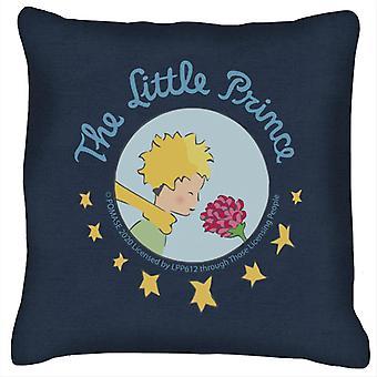 Den lille Prins & Rose Star Logo Pude
