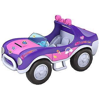 Polly Pocket S.U.V Adventure Wheels Buggy