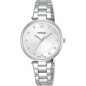 السيدات مشاهدة Pulsar PH8489X1، كوارتز، 30MM، 5ATM