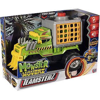 Teamsterz Monster Moverz Dino Escape (En tilfeldig)