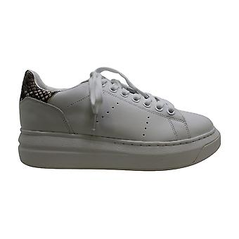 Marc Fisher Damen's Schuhe Maggy Leder Low Top Lace Up Fashion Sneakers