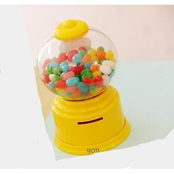 Sweets Candy Machine - Distributeur bubble gumball de Coin Bank