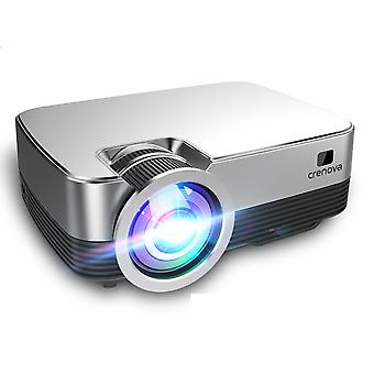 Os Video Projector/home Cinema Movie Beamer, Native Resolution With Wifi