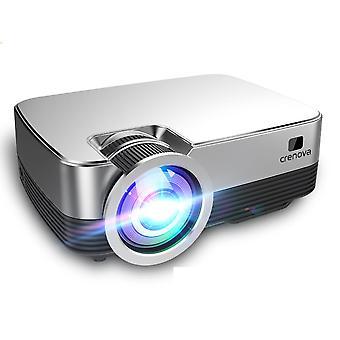 Os Videoprojektor/Home Cinema Movie Beamer, Native Resolution mit Wifi