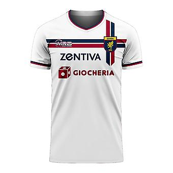Genova 2020-2021 Away Concept Jalkapallosarja (Airo)
