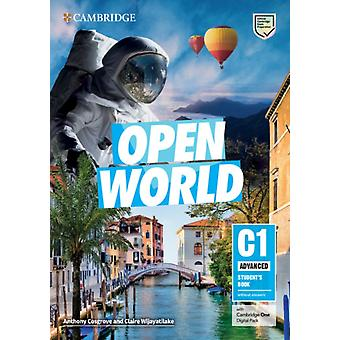 Open World Advanced Students Book without Answers by Cosgrove & AnthonyWijayatilake & Claire